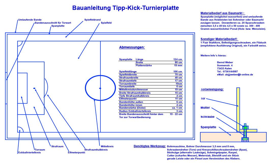 Tipp Kick Tippspiel